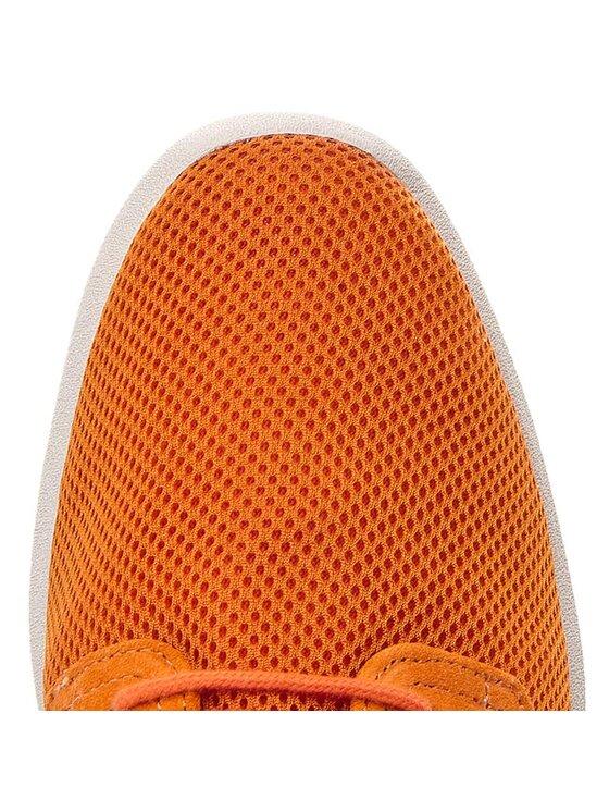 Napapijri Napapijri Półbuty Hank 10837497 Pomarańczowy