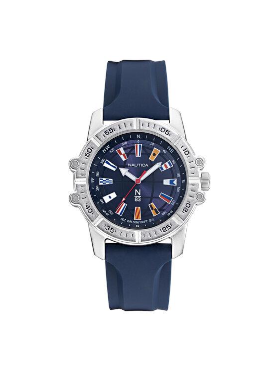 Nautica Laikrodis NAPGCS001 Tamsiai mėlyna