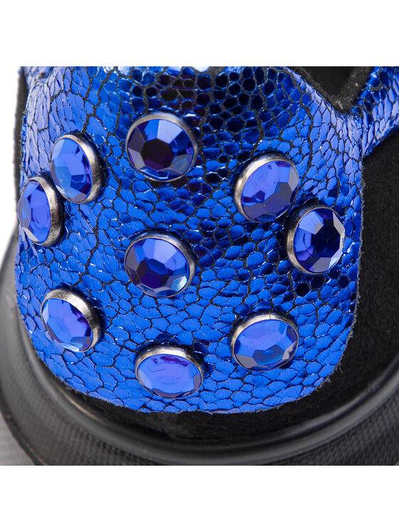 Geox Geox Sneakers D Rubidia D D84APD 021Y2 C0245 Bleu marine