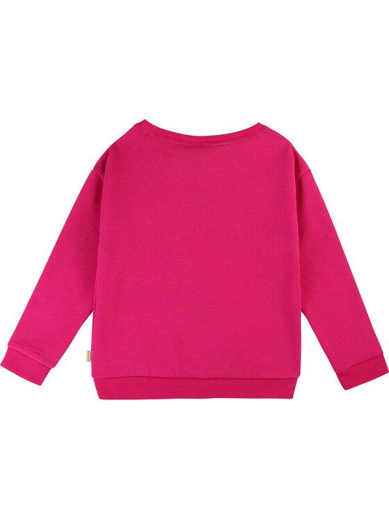Little Marc Jacobs Little Marc Jacobs Μπλούζα W15450 M Ροζ Regular Fit