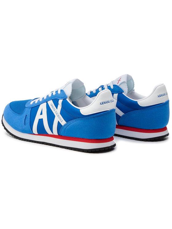 Armani Exchange Armani Exchange Sneakersy XUX017 XV028 00984 Modrá