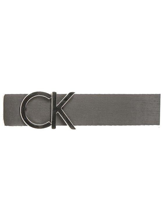 Calvin Klein Calvin Klein Ζώνη Γυναικεία Ck Reversible Belt B K60K603408 75 Μαύρο