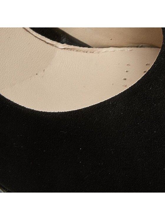 Clarks Clarks Chaussures basses Comet Trail 203572574 Noir
