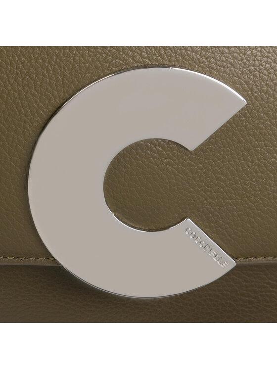 Coccinelle Coccinelle Torebka EN5 Craquante E1 EN5 12 01 01 Zielony