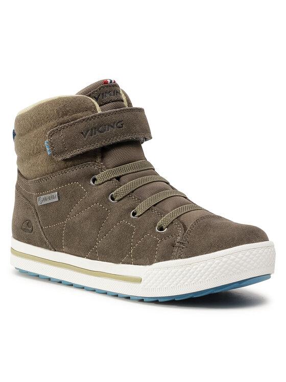Viking Laisvalaikio batai Eagle IV Gtx GORE-TEX 3-88410-37 Žalia