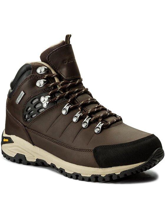 Hi-Tec Hi-Tec Scarpe da trekking Lotse Mid Wp AVSAW17-HT-01 Marrone