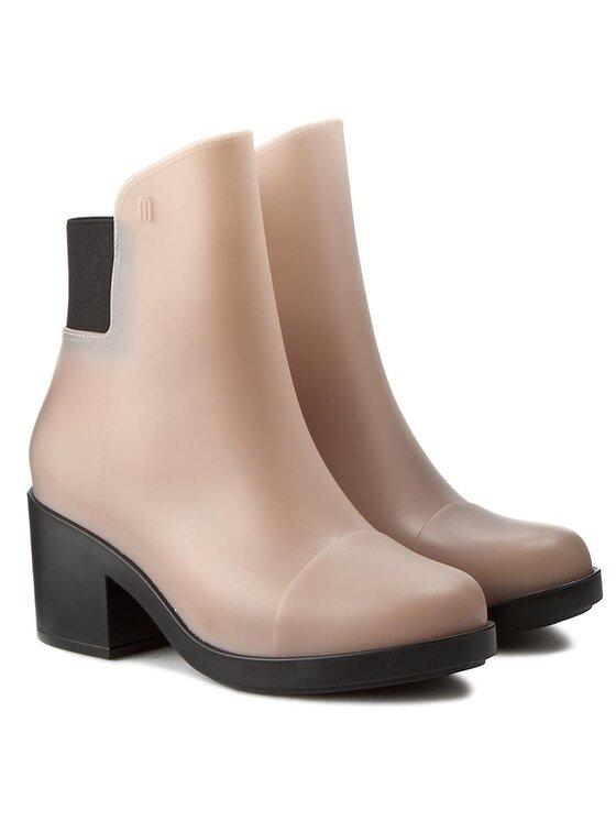 Melissa Melissa Bottines Elastic Boot Ad 31774 Beige