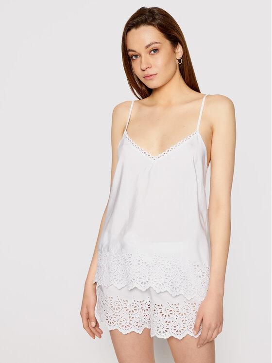 Cyberjammies Pižamos marškinėliai Leah 4837 Balta