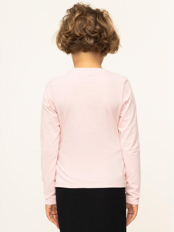 DKNY DKNY Μπλουζάκι D35Q20 Ροζ Regular Fit