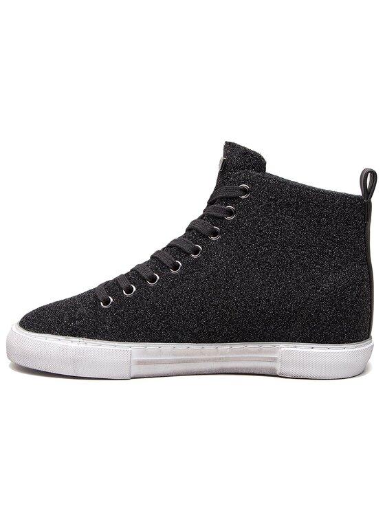 Guess Guess Sneakersy FLPYE4 FAM12 Czarny