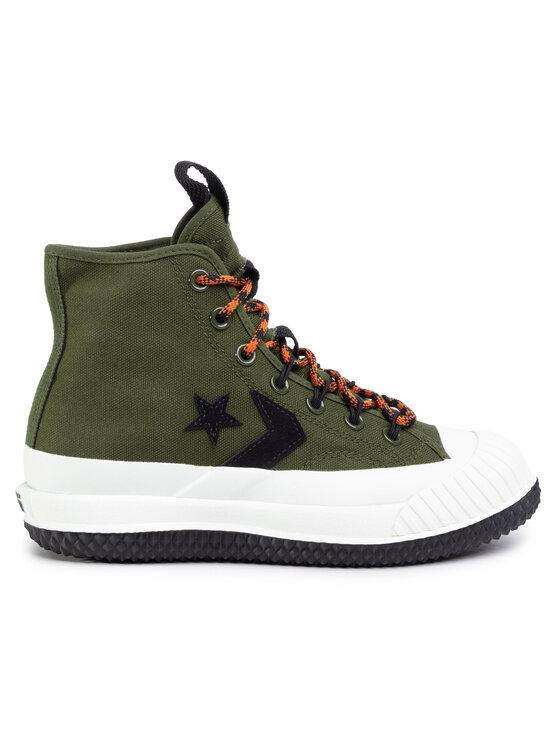 Converse Converse Sneakersy Bosey Mc Hi 166222C Zielony