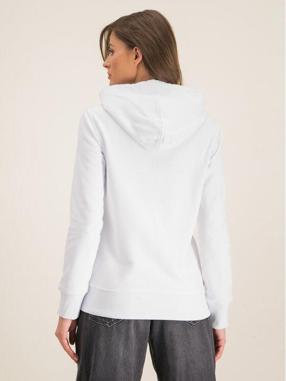 Versace Jeans Couture Versace Jeans Couture Bluza B6HVA778 Biały Regular Fit