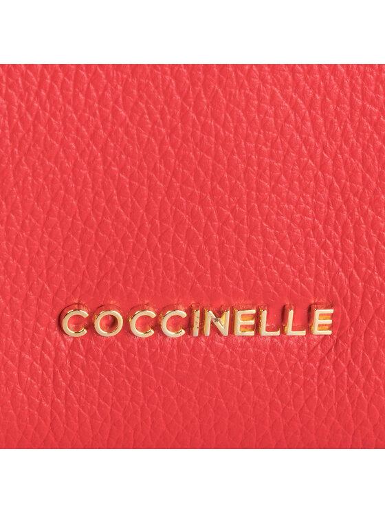 Coccinelle Coccinelle Torebka EP5 Kalliope E1 EP5 19 01 01 Czerwony