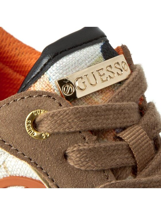 Guess Guess Sneakersy Cate3 FLCA32 FAB12