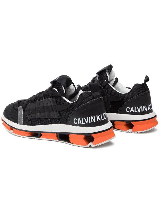 Calvin Klein Jeans Calvin Klein Jeans Сникърси Lex S0589 Черен