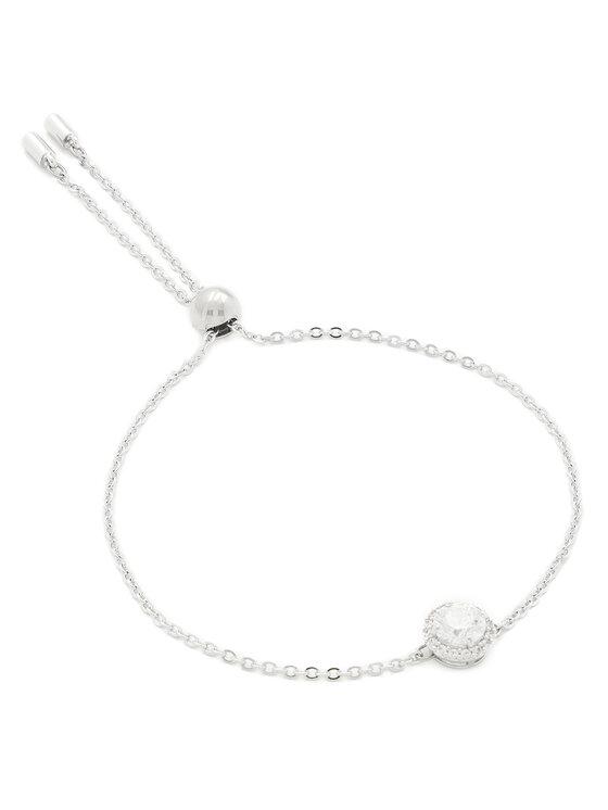 Swarovski Apyrankė Angelic Round Bracelet Rnd 5567934 Sidabrinė