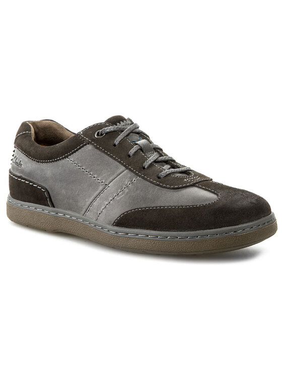 Clarks Clarks Κλειστά παπούτσια Salton Move 261024797 Γκρι