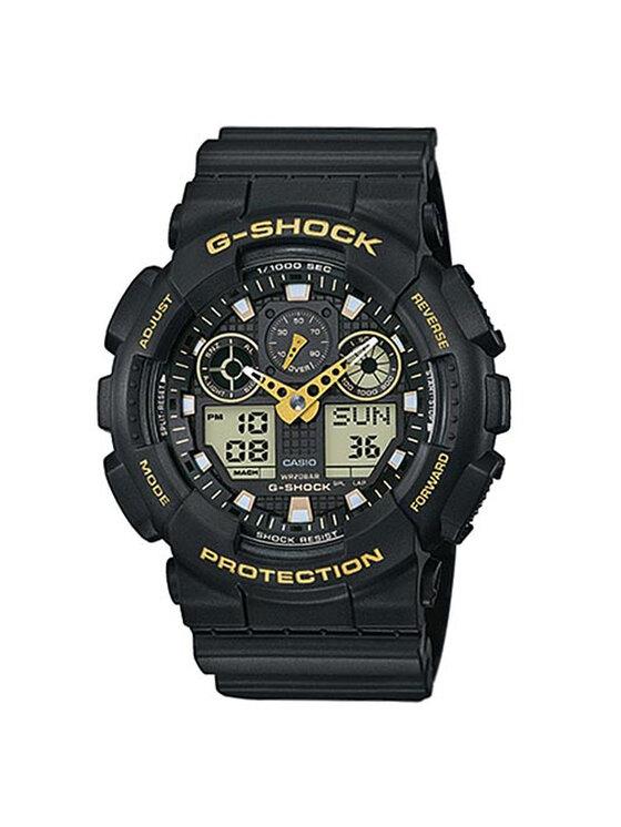 G-Shock Laikrodis GA-100GBX-1A9ER Juoda