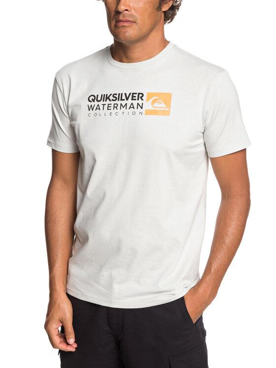 Quiksilver Quiksilver T-shirt EQMZT03151 Grigio Regular Fit