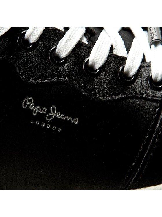 Pepe Jeans Pepe Jeans Sneakers Lindsay Fur PLS30362 Nero