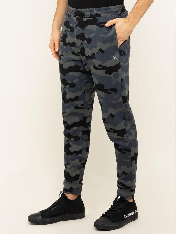 Calvin Klein Performance Calvin Klein Performance Pantalon jogging Knit Pants 00GMH9P683 Gris Regular Fit