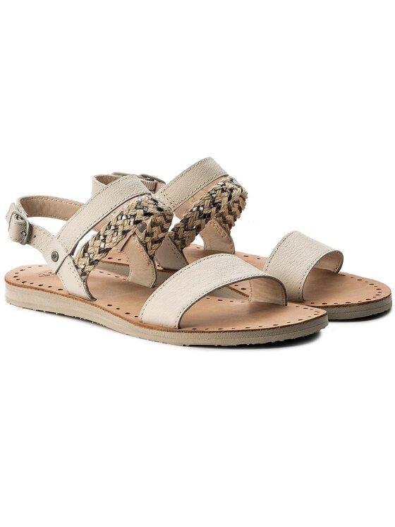 Ugg Ugg Sandále W Elin 1015035 Béžová