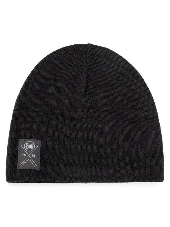 Buff Kepurė Knitted & Polar Hat 113519.999.10.00 Juoda