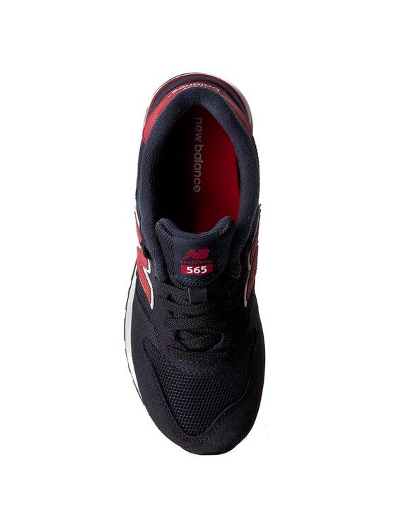 New Balance New Balance Sneakersy ML565NTW Tmavomodrá