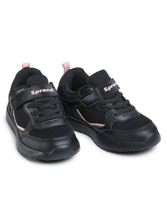 Sprandi Sprandi Sneakersy CP40-20442Z Czarny