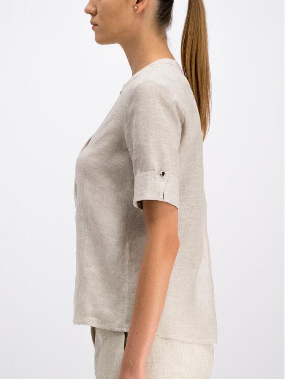 Pennyblack Pennyblack Košile 21110319 Béžová Regular Fit
