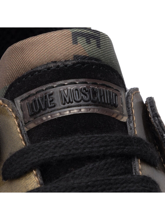 LOVE MOSCHINO LOVE MOSCHINO Sneakers JA15306G18IU385A Grün