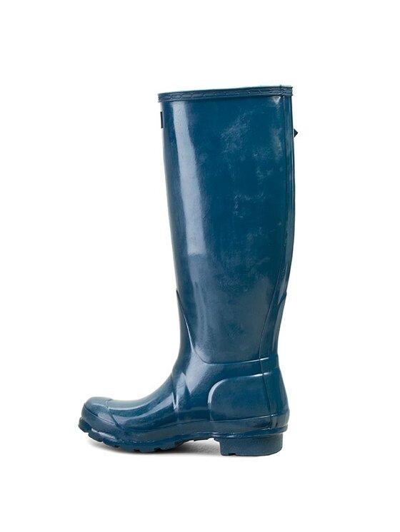 Hunter Hunter Γαλότσες Wmn Org Tall Gloss WFT1000RGL Μπλε
