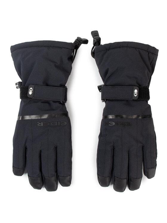 Eider Slidinėjimo pirštinės The Rocks Glove M EIV4930 Juoda