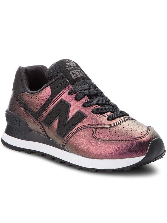 New Balance Sneakers WL574KSB Bordeaux