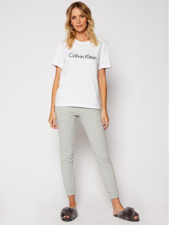 Calvin Klein Underwear Calvin Klein Underwear T-Shirt 000QS6105E Λευκό Regular Fit