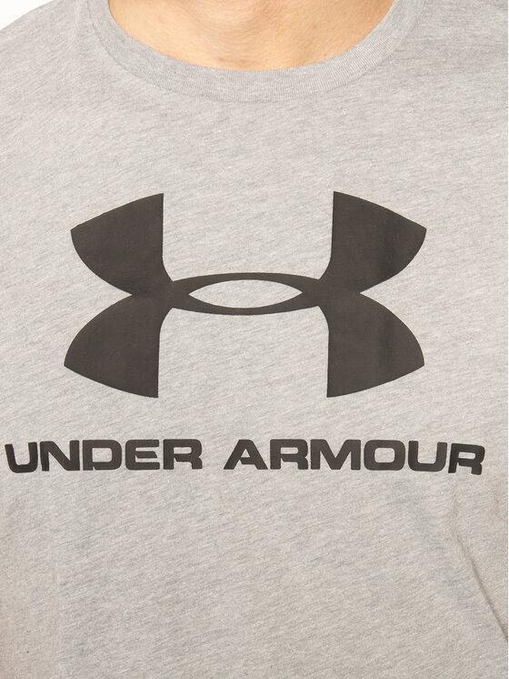 Under Armour Under Armour T-Shirt Ua Sportstyle Logo 1329590 Grau Regular Fit