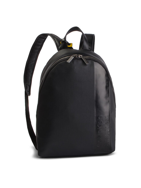 Calvin Klein Calvin Klein Plecak Elevated Mix Round Backpack K50K504344 Czarny