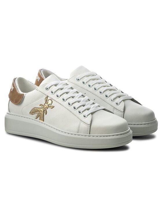 Patrizia Pepe Patrizia Pepe Sneakersy 2V6950/A229-F20A Biela