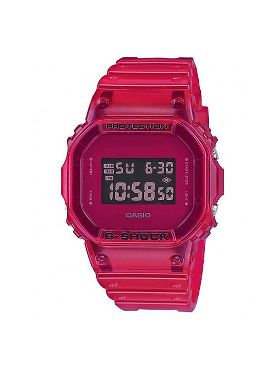 G-Shock Laikrodis DW-5600SB-4ER Raudona
