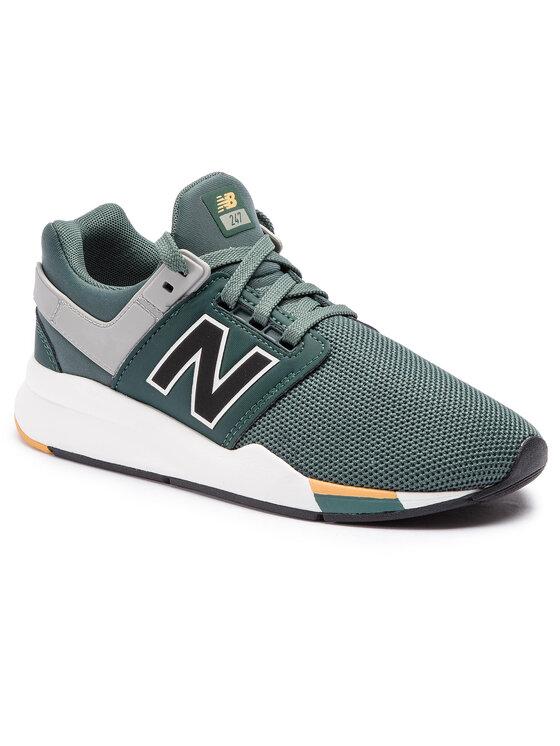 New Balance New Balance Сникърси GS247FA Зелен