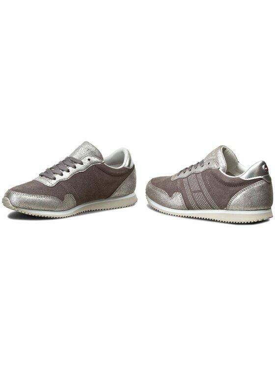TOMMY HILFIGER TOMMY HILFIGER Sneakersy Phoenix 1B FW0FW00504 Sivá