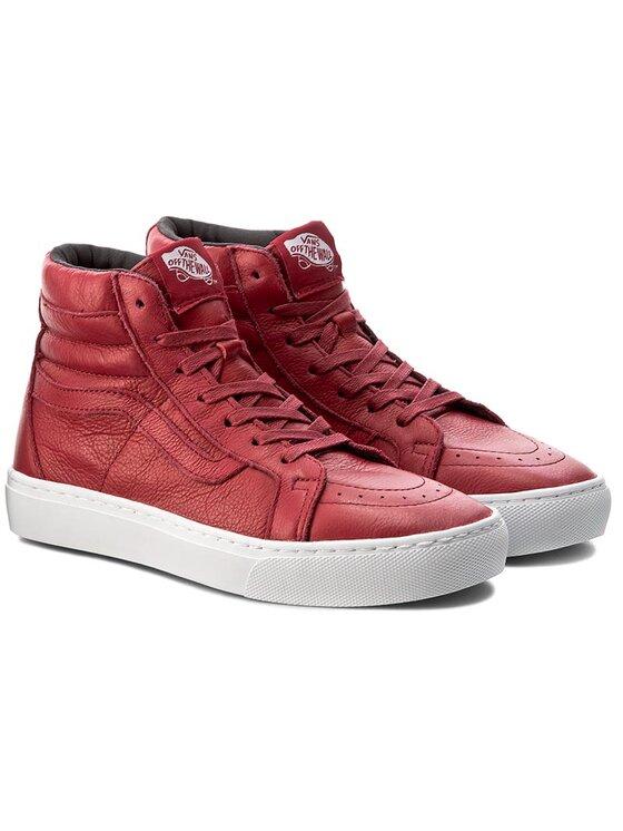 Vans Vans Sneakers Sk8-Hi Cup VN0A2Z5X1ED Roșu