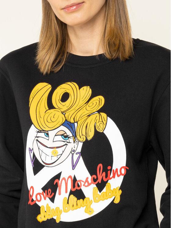 LOVE MOSCHINO LOVE MOSCHINO Mikina W630629M 4068 Regular Fit