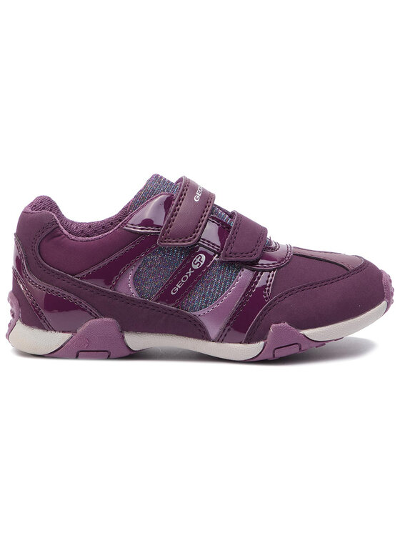Geox Geox Laisvalaikio batai J Tale A J8421A 0HHEW C8017 S Violetinė