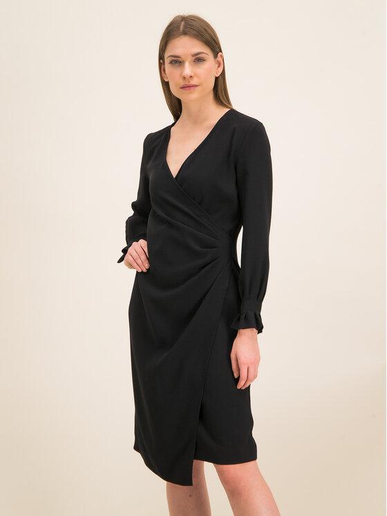 iBlues Kokteilinė suknelė 72262996 Juoda Regular Fit
