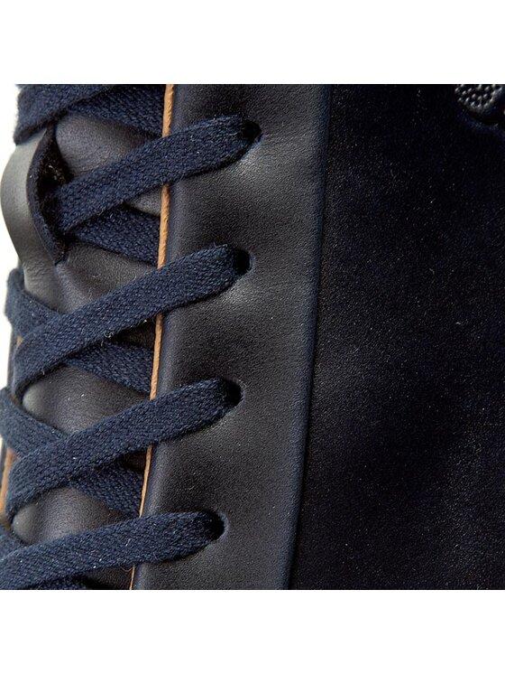 Lacoste Lacoste Αθλητικά Straightset 316 3 7-32CAM0097003 Σκούρο μπλε