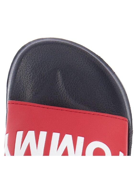 Tommy Jeans Tommy Jeans Šlepetės Pool Slide EN0EN00193 Raudona