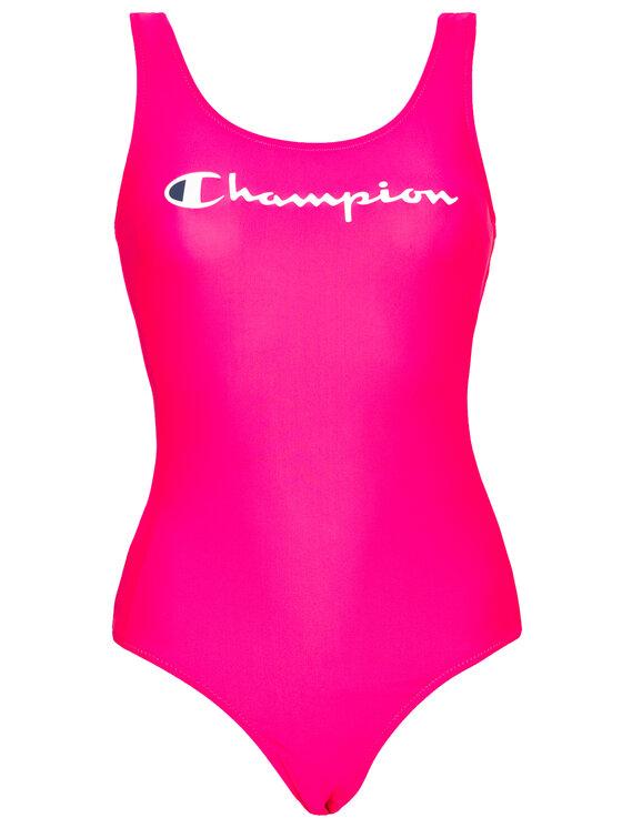 Champion Champion Strój kąpielowy 112931 Różowy