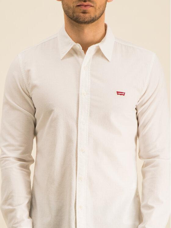 Levi's® Levi's® Ing Long Sleeved Shirt 86625-0002 Fehér Slim Fit