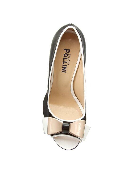 Pollini Pollini High Heels SA16219C11TM300A Schwarz